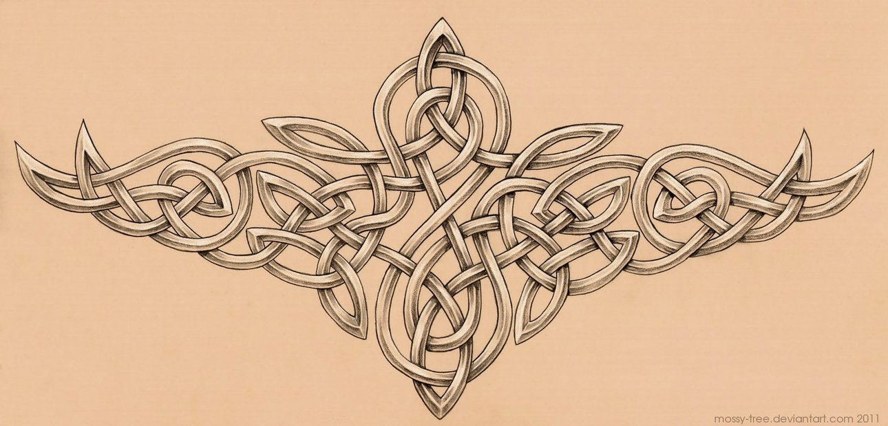 celtic_knotwork_tattoo_by_mossy_tree-d3kybc6