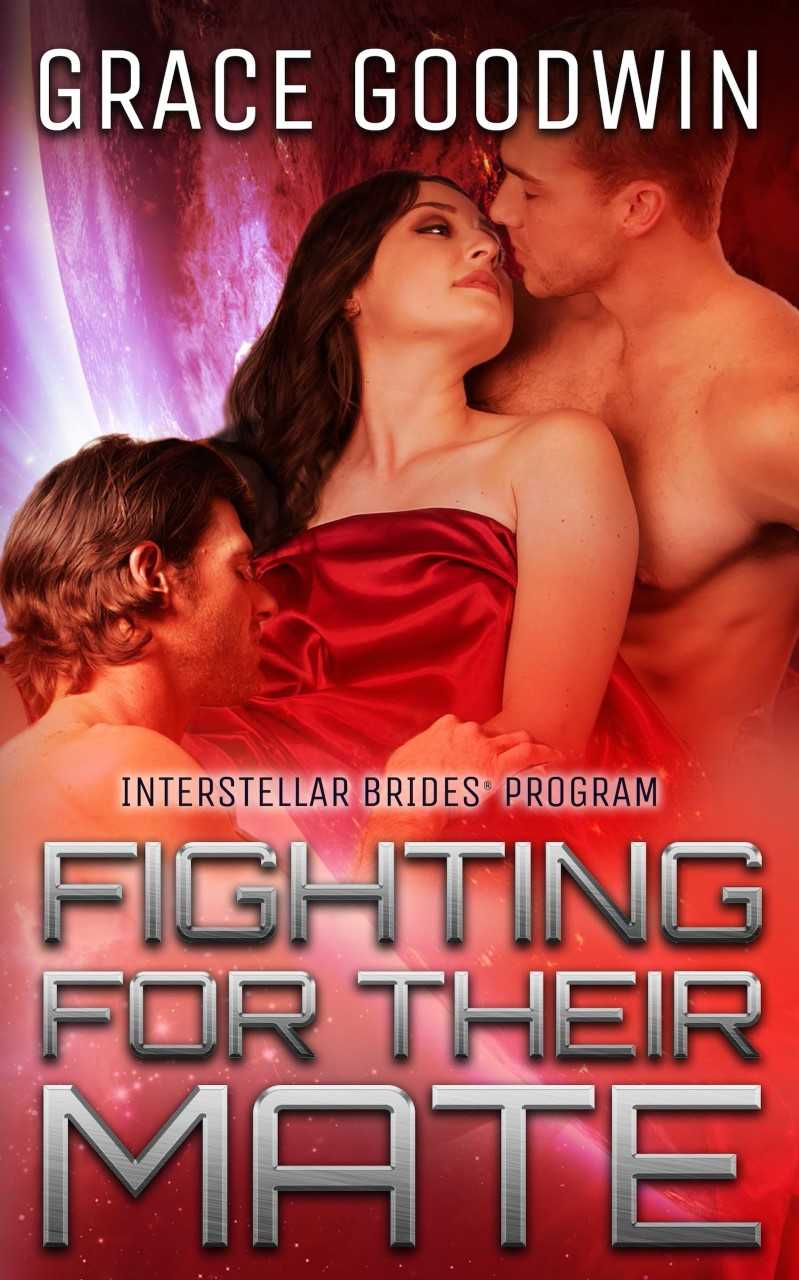 fighting for their mate cover