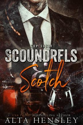 Scoundrels & Scotch Ebook Cover