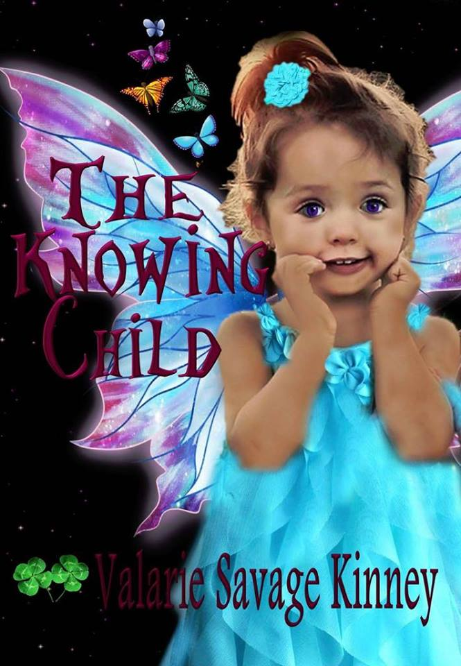 Valarie Savage Kinney - The Knowing Child Cover