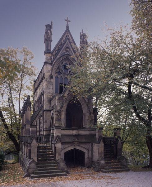 FHR Dexter Chapel Mausoleum